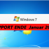 Support-Ende für Office 2010 und Windows 7