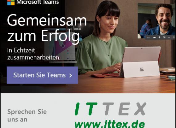 Microsoft Teams – sprechen Sie uns an…
