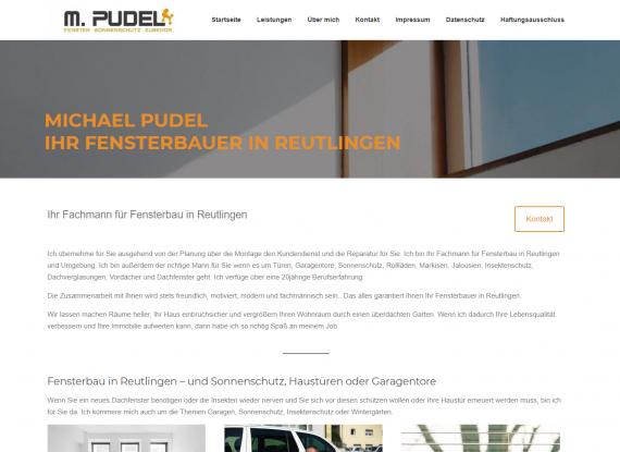 Neue Webseite Fenster-Reutlingen.de