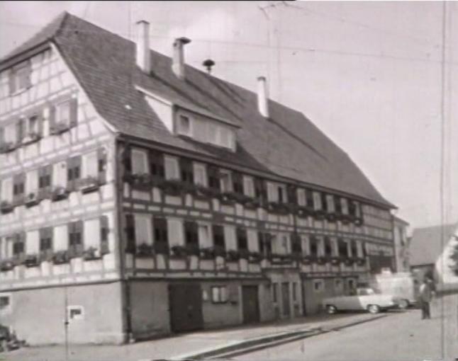 Heimatfilm St. Johann Würtingen 1962